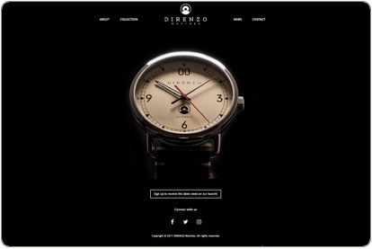 DIRENZO watches - Home