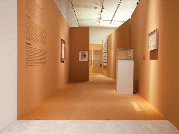 """DISSENY DE L'EXPOSICIÓ """"ECONOMIA: PICASSO"""" - MUSEU PICASSO DE BARCELONA"""